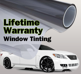 Lifetime Warranty Window Tinting - Window Tinting Company
